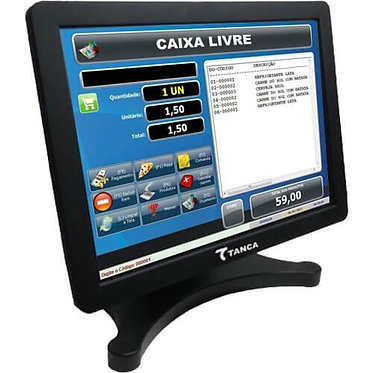 Monitor Touchscreen Tanca