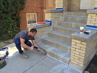 caulking contractor chicago