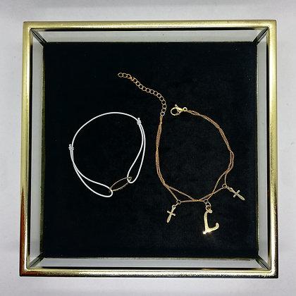Bracelet couleur Or