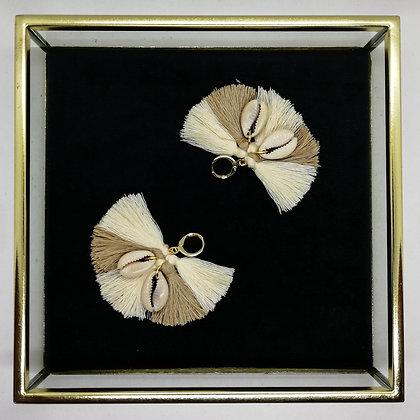 Boucles d'oreilles Hermitage
