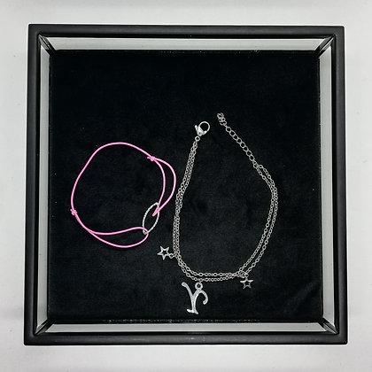 Bracelet couleur Argent