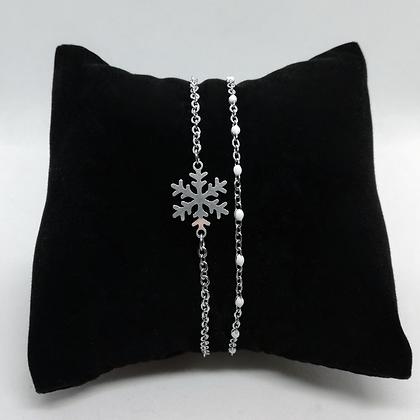 Bracelet Snow