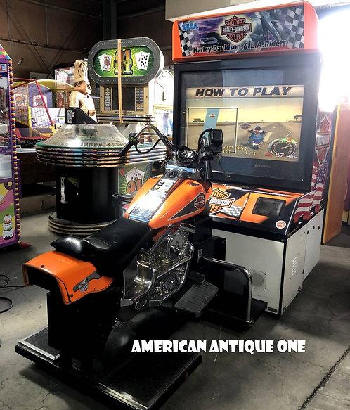 Harley Davidson L.A. Riders