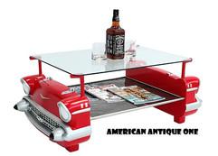 アメ車 センターテーブル