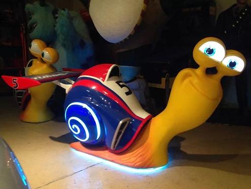 Turbo / Ride On