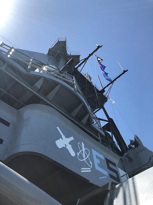 戦艦アイオワ 船内018