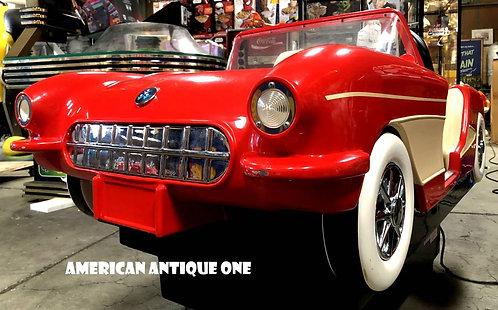 Classic Corvette / Ride on