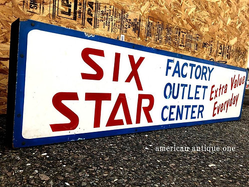 Indiana Six Star Factory Outlet Center 121cm