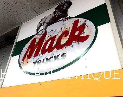 Mack TRUCK 86cm!!  signboard