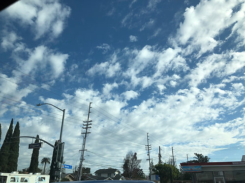 ロサンゼルス 空