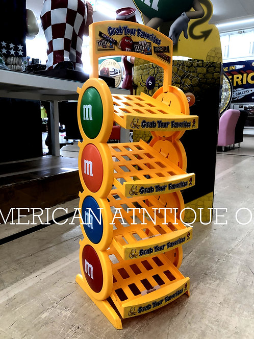 M & M's Candy Tower