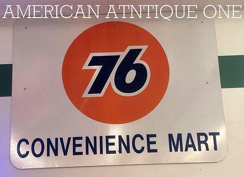 Interstate Signboard / 76 Lubricants