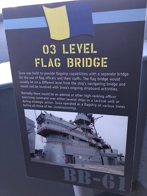 戦艦アイオワ 船内023