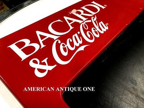 Bacardi & Coca-Cola Welcome Board