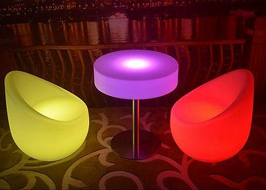 LEDFR1 - LED Illuminated Furniture For B