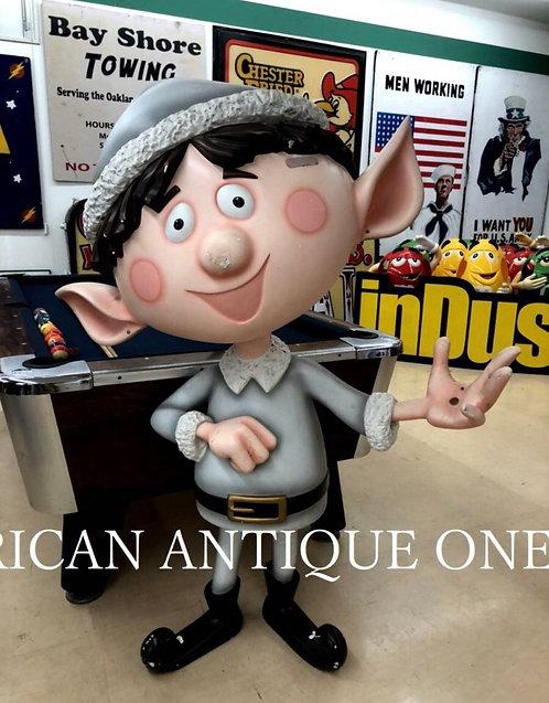 とってもキュートな妖精さん♪ きっと、人気者になってくれますよ♪ 156cm アメリカンキャラクター 等身大フィギュア USA直輸入
