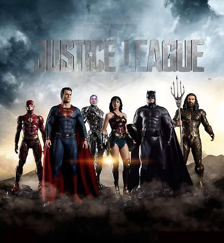 Justice League Set of 6