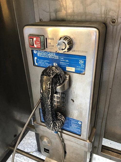 ニューヨーク公衆電話