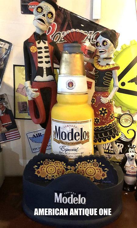 Modelo バブルヘッド 115cm メキシコのビール 非売品 アメリカのバーで使用