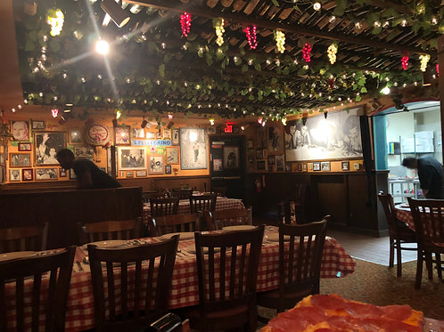 イタリアン・レストラン
