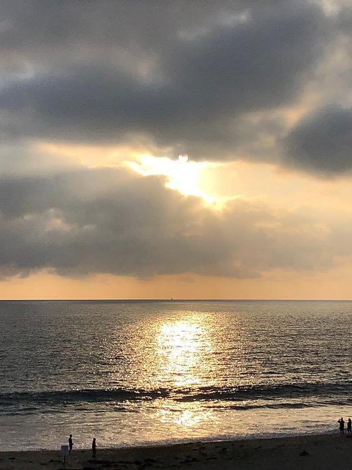 レドンドビーチ サンセット01