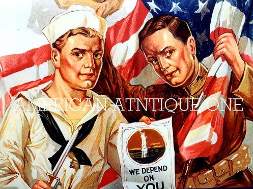 USA Army Design Signboard