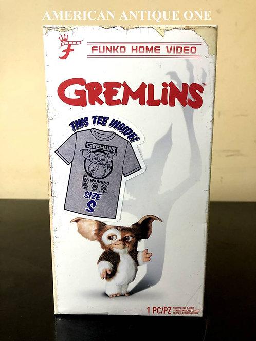限定品 2018年 新品未開封 グレムリン ギズモ Tシャツ Sサイズ ビデオパッケージ入り Funko! USA直輸入