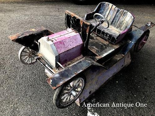 1950年代 大型178cm クラシックカー ライド・オン アメリカンヴィンテージ USA直輸入