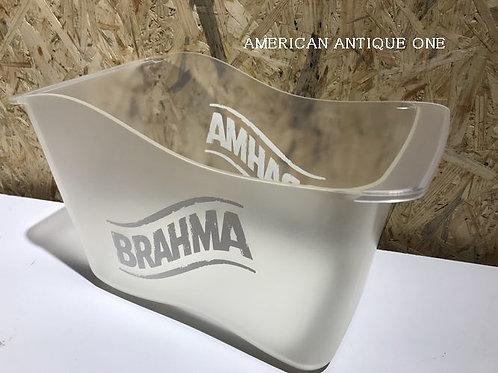 アメリカ ノベルティ 非売品 USA直輸入 BRAHMA アイスボックス 新品