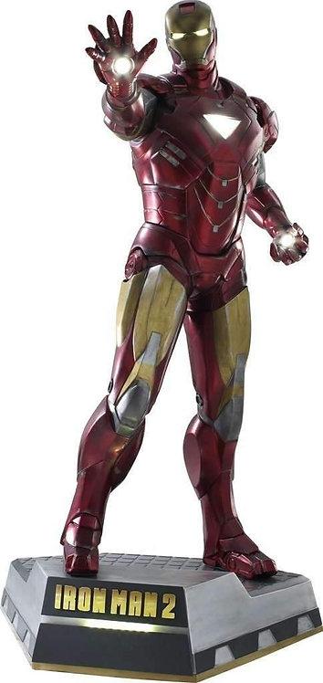 アイアンマン2 バトルバージョン 完全受注生産品 等身大フィギュア