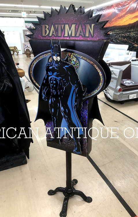 "Batman / USA Toys ""R"" Us display"