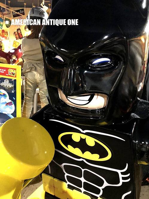 非売品 試写会使用モデル!! USAストアディスプレイ バットマン・レゴ ムービー 等身大フィギュア 192cm