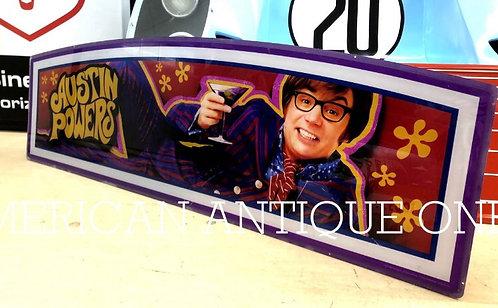 Austin Powers Neon Panel