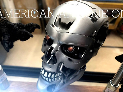 Terminator Beer Server Knob