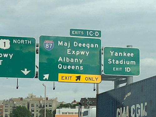 ニューヨーク標識04