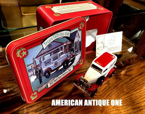 1932 model Ford Delivery Van / Texaco Collector's Club Diecast