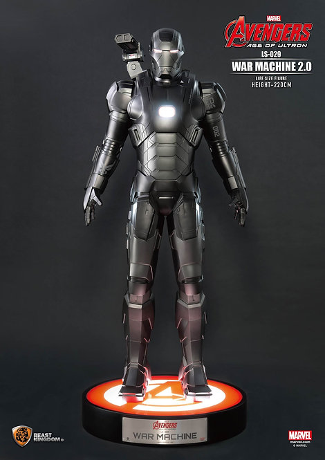 Iron Man / Age of Ultron War Machine 2.0