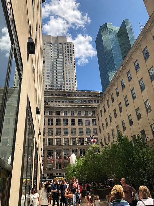 ニューヨーク ビル