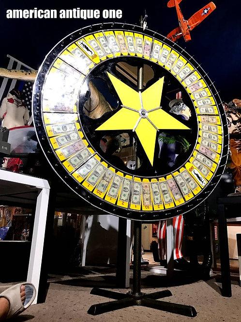 イベントで大活躍 ラスベガス直輸入 2m17cm 巨大 ホイールスピン カジノ 非売品