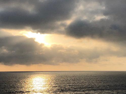 レドンドビーチ サンセット02