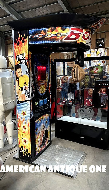 Kalkomat / Boxing Punching machine