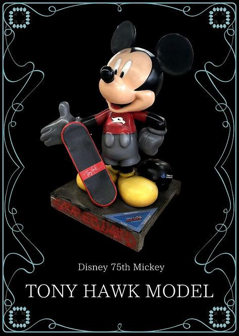 Tony Hawk / Mickey Mouse