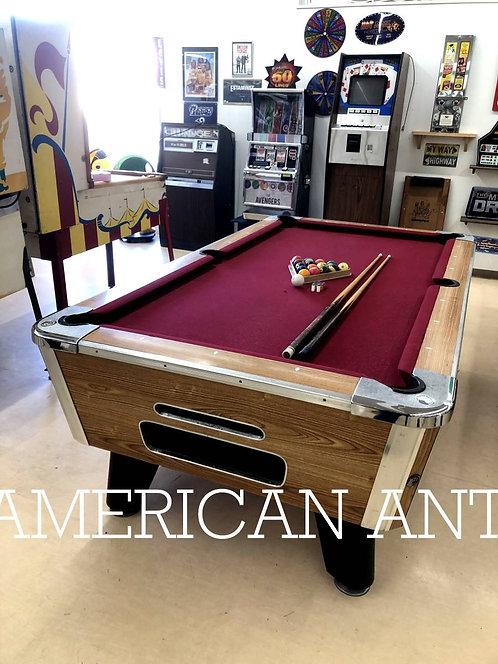 Billiards VALLEY Red