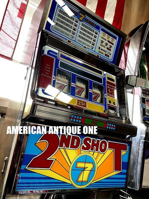 SECOND SHOT / Slot machine