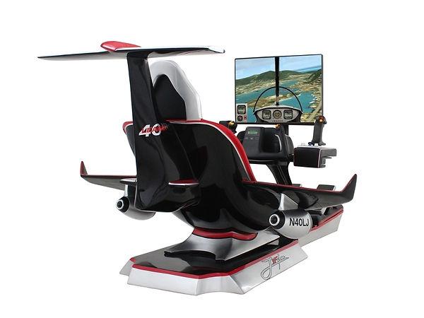 JJHL001 - J3FSIM - Flight Simulator - 12
