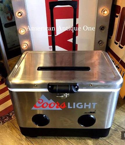 Coors LIGHT / Cooler box