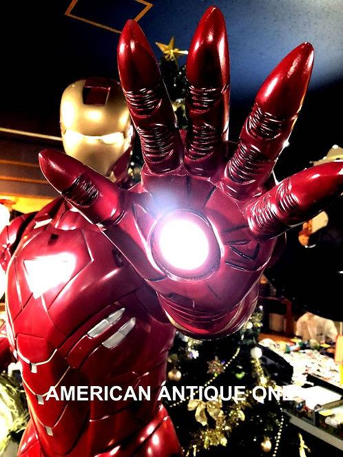 映画宣伝用 2012年 アイアンマン 4箇所も光る 巨大209cm