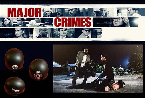 Major Crimes / Helmet
