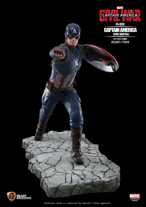 Captain America / Civil War 180cm