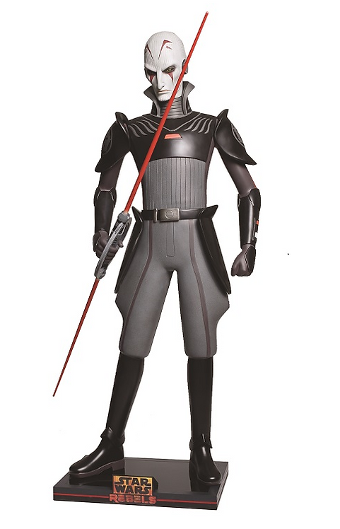 #47 out of 333  Star Wars  / Rebels Inquisitor